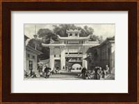 Framed Scenes in China V