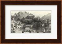 Framed Scenes in China VI
