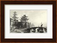 Framed Scenes in China IX
