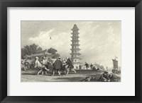 Framed Scenes in China X