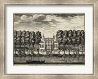 Framed Views of Amsterdam II