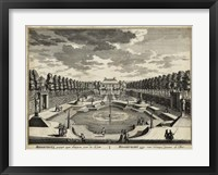 Framed Views of Amsterdam IV
