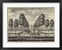Framed Views of Amsterdam VIII