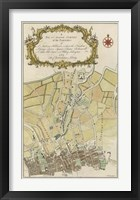 Framed Parishes of London