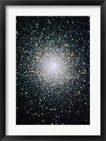 Framed Great Globular Cluster in Hercules