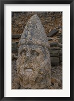 Framed Head Statues, Mount Nemrut, Turkey