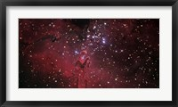 Framed Eagle Nebula