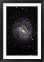 Framed Southern Pinwheel Galaxy