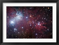 Framed Cone Nebula Region