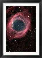 Framed Helix Nebula