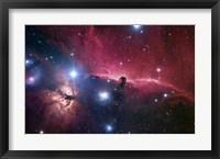 Framed Horsehead Nebula