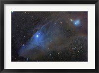 Framed Reflection complex in Scorpius