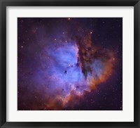 Framed Emission Nebula (NGC 281)