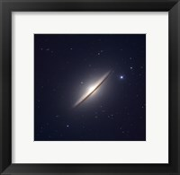 Framed Sombrero Galaxy