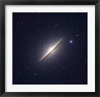 Framed Sombrero Galaxy