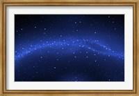 Framed Milky Way