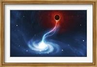Framed Black Hole