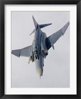 Framed Luftwaffe F-4F Phantom II