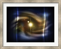 Framed Deep Space