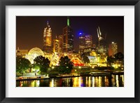 Framed Melbourne, Victoria, Australia