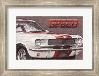 Framed Speed