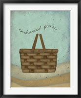 Enchanted Picnic Framed Print