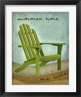 Framed Summertime