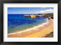 Framed Beach at Sherbrook River, Victoria, Australia
