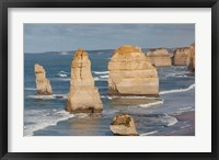 Framed Coastline, 12 Apostles, Great Ocean Road, Port Campbell NP, Victoria, Australia