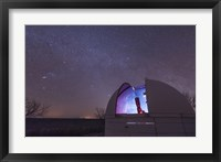 Framed Domed Observatory, Crowell, Texas