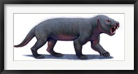 Framed Kayentatherium, a Mammal-like Tritylodont of the Jurassic Period
