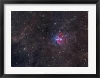 Framed Obscure Nebula in Orion