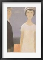 Framed Le Couple