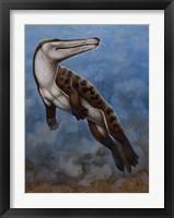 Framed Ambulocetus Natans