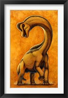 Framed Sauroposeidon