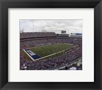 Framed Ralph Wilson Stadium 2014