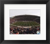 Framed Soldier Field 2014