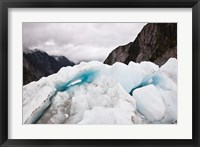 Framed New Zealand, South Island, Franz Josef Glacier