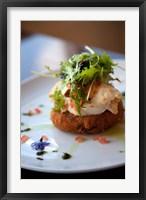 Framed Lobster on Salmon cake, Cuisine, Marlborough, South Island, New Zealand