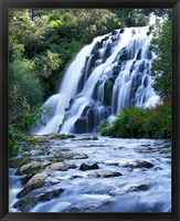 Framed Cascade, Karangahake Gorge, North Island, New Zealand