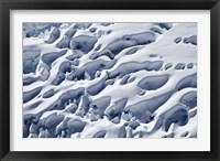 Framed Crevasses, Franz Josef Glacier, South Island, New Zealand
