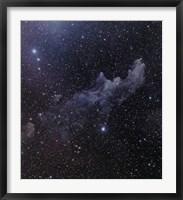 Framed Witch Head Nebula