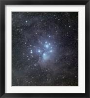 Framed Pleiades