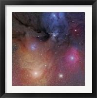 Framed Rho Ophiuchus