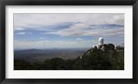 Framed Kitt Peak Observatory