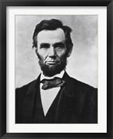 Framed Civil War era Vector Photo of President Abraham Lincoln
