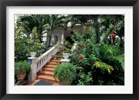 Framed Sunbury Plantation House, St Phillip Parish, Barbados, Caribbean