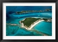Framed Exumas, Bahamas