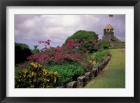 Framed Gun Hill, Barbados, Caribbean
