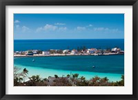 Framed Bahamas, Eleuthera Island, Governors Harbor